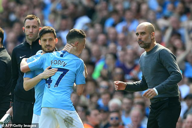 Guardiola flatly rejected any suggestion that his title-chasing side are overly aggressive