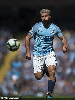 Sergio Aguero is on sublime goalscoring form