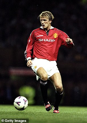 David Beckham's talent was clear that season