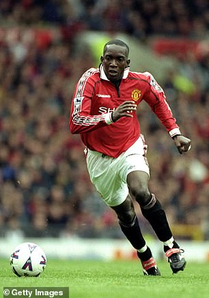 Dwight Yorke linked up well with Cole