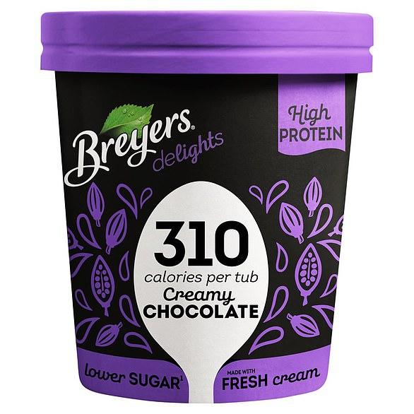 Breyers Creamy Chocolate 500ml, Watrose, £4.99