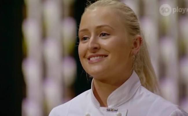 Flipboard Smashing The Competition Masterchef Star Tessa