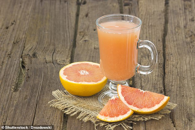 Thousands who battle long QT syndrome should cut grapefruits out of their diet (stock)