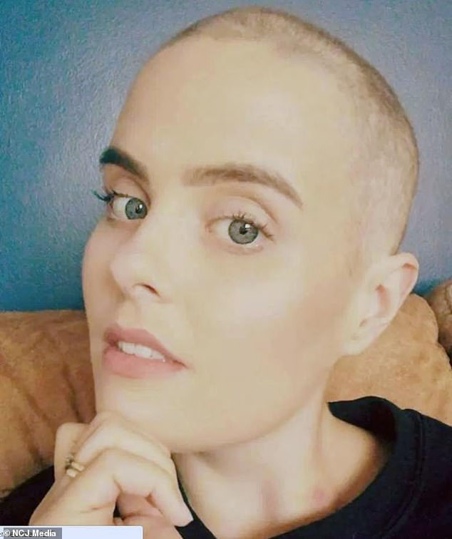 Julia Cullen, 26, of Hartlepool, was dealt the devastating news that she had cancer three years after losing her mother to the same disease