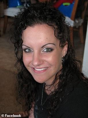 Morgan McKinney (above) was terrorized by husband Jose Evis Quintana