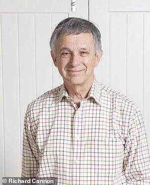 Robin Porter, 73, says having regular MRI scans has potentially saved his life