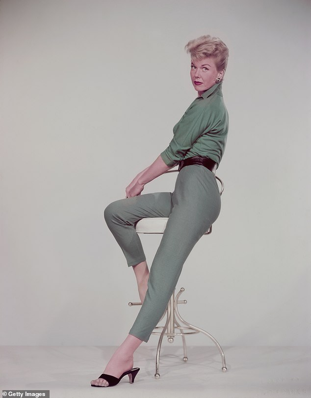 """Drew Casper, a US film professor, told the Los Angeles Times: """"Every woman wanted to be Doris Day, and every man wanted to marry someone like her."""""""