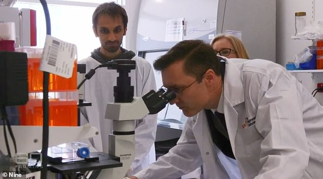Dr Ken Micklethwaite says the new treatment uses modified immune cells, called CAR T cells, that can search for cancer cells the immune system can't detect
