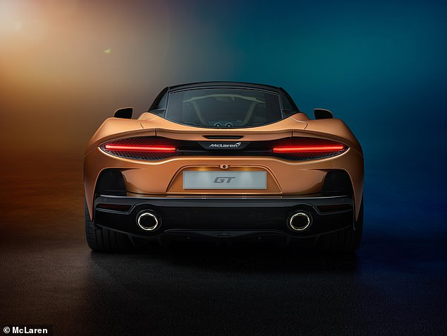Orders for the McLaren GT are open immediately, with prices starting from £163,000 - though that's without any of the pricey optional extras