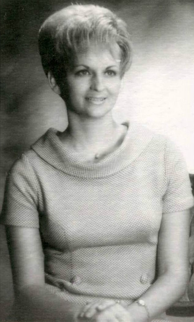 Linda Puckett is seen above in an undated photo released by her family after her death