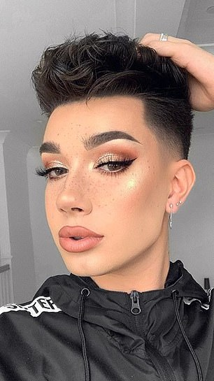 YouTube James Charles, 19