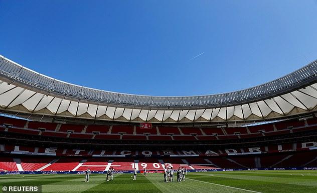 Liverpool and Tottenham go head-to-head on June 1 at Atletico Madrid's Wanda Metropolitano