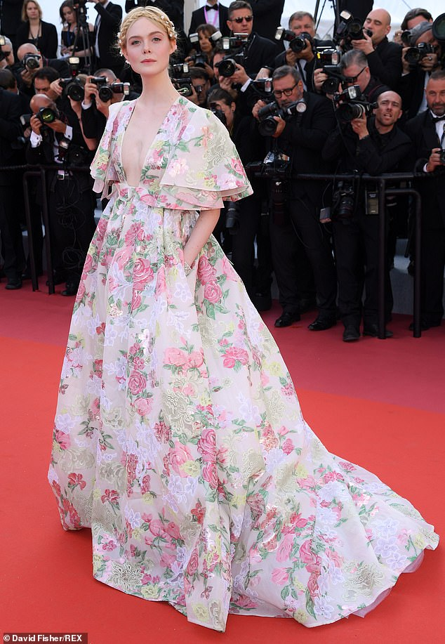 Jury:Actress Elle Fanning, French graphic novelist Enki Bilal and the Oscar-nominated director of The Favourite, Yorgos Lanthimos, are among jury members during Cannes Film Festival