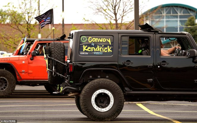 Colorado Jeep Girls took to their Instagram to ask fellow Jeep fans to show up to the service in 'whatever Jeep you drive' to honor Castillo