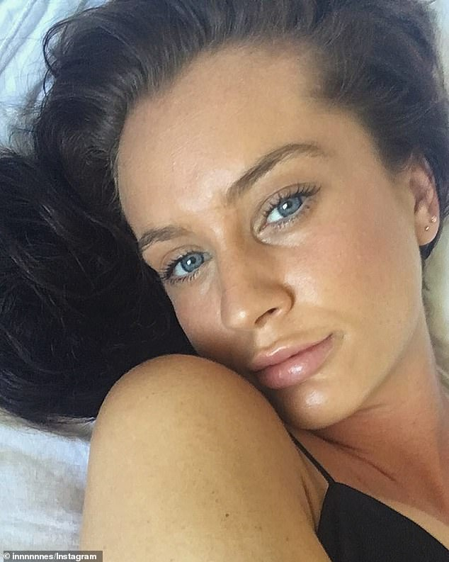 'WTF has Ines done to her face?' When Ines debuted her look on Tuesday on Instagram, with fans quickly saying how different and 'unrecognisable' she looked