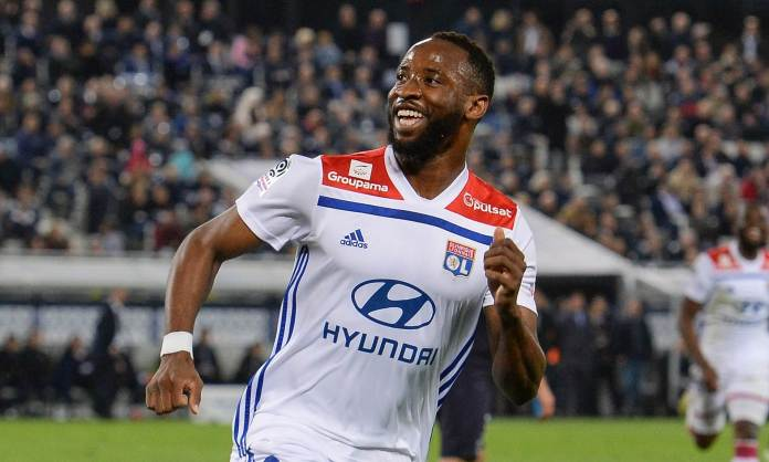 Image result for Moussa Dembele emerges top target for Man United if Lukaku