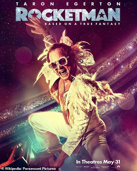 Exciting: Rocketman hits UK cinemas on May 22 2019