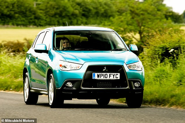 The ASX might be long in the tooth but the compact Mitsubishi SUV is a car you can rely on