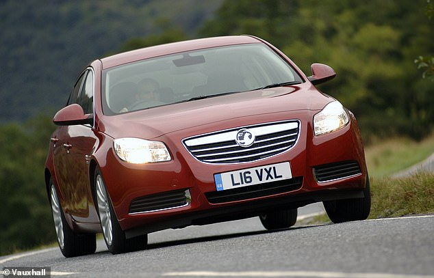 Like the Focus, the Insignia is a very popular choice. They might be big in cabin space but they're also big on repair bills