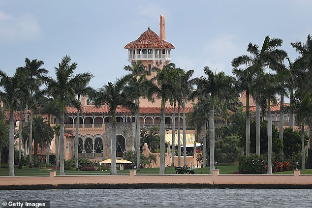 President Trump's Mar-a-Lago hotel brought in $23 million last year, a decrease of $3 million from the year before