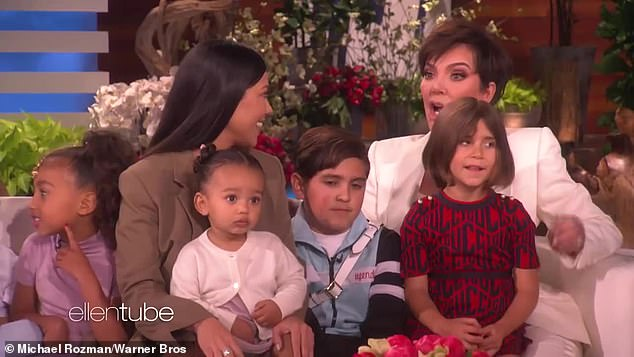 Surprise! The moment Kris found out her daughter Kim's surrogate was going into labor was all captured on the aforementioned episode