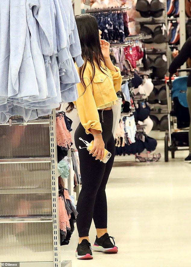 Owning it! The shopping trip will no doubt amuse MAFS fans, who have previously branded Martha a 'Kmart Kardashian' due to her resemblance to reality star Kim