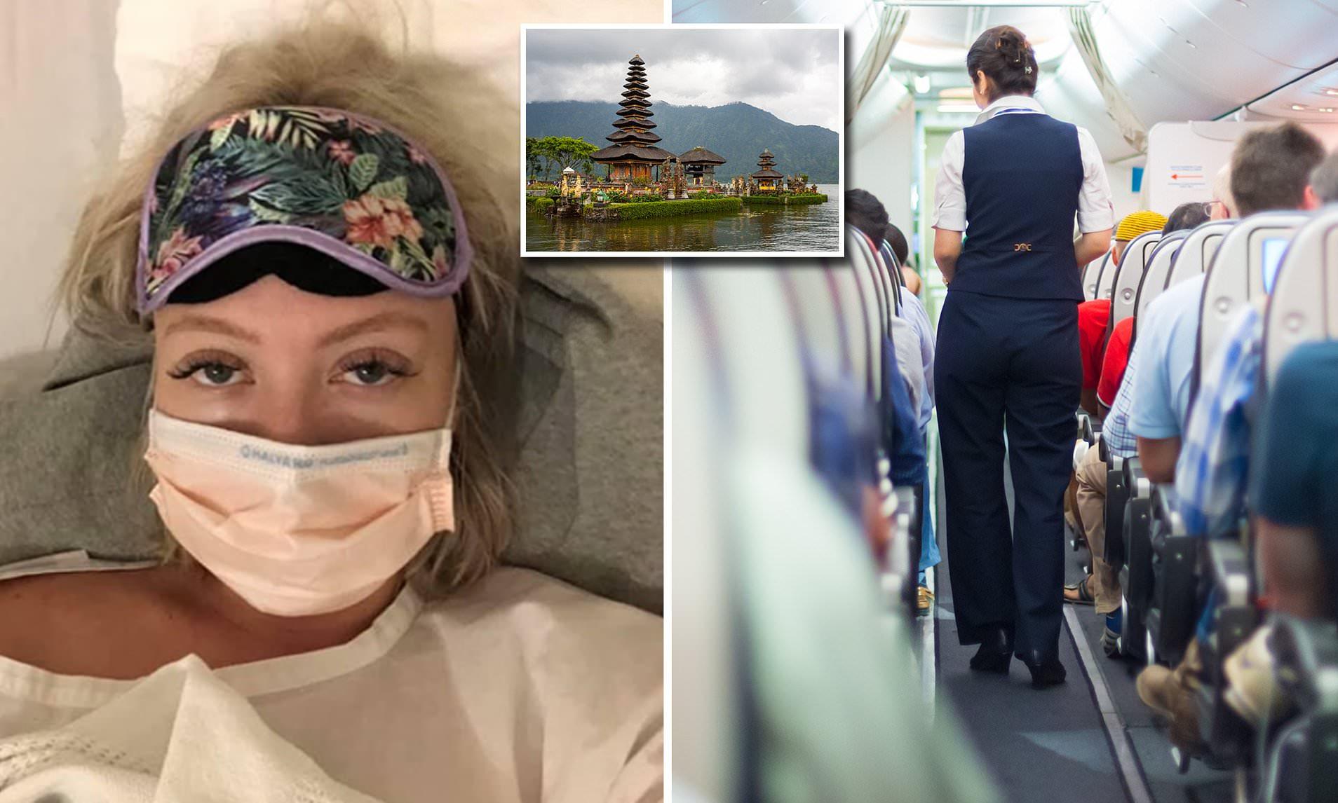 Bali flu crisis: Australian tourists are struck down by nasty ...