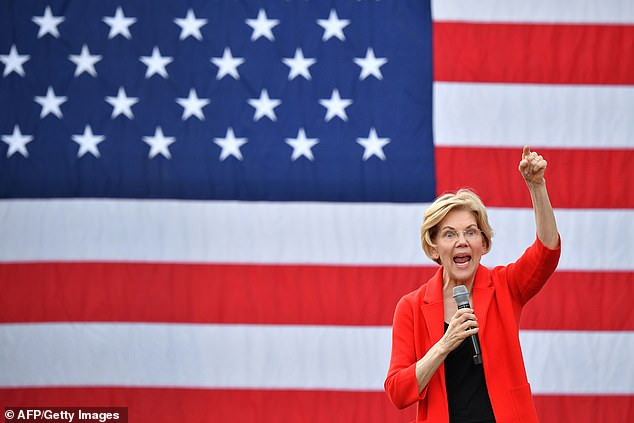 Progressive Massachusetts Senator Elizabeth Warren said she declined the invitation for a town hall because she doesn't want to contribute to their viewership with Democratic primary voters that usually wouldn't watch the network