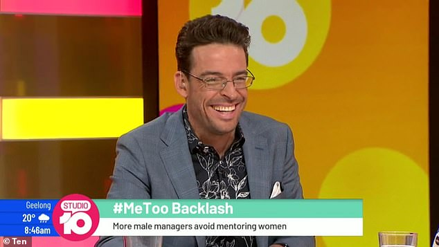 Studio 10's Denise Drysdale claims #MeToo movement has gone 'too far