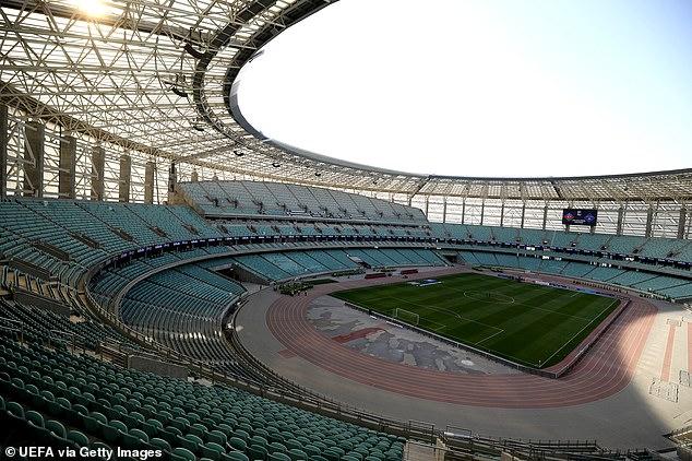 UEFA's decision to award a major European final to Baku has come under major scrutiny