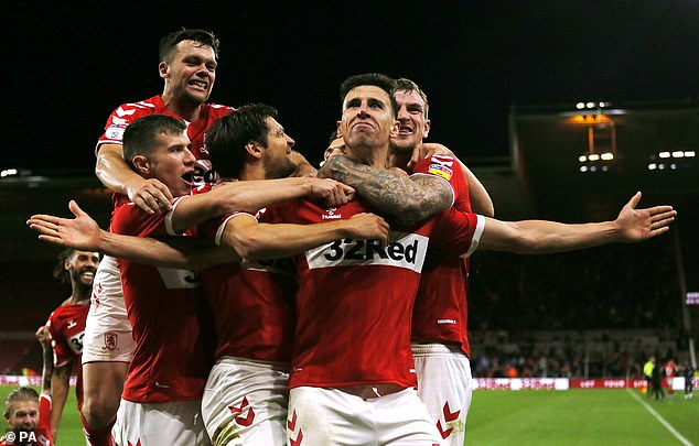 Ayala has found a home in Middlesbrough, but it is another that leaves the top league