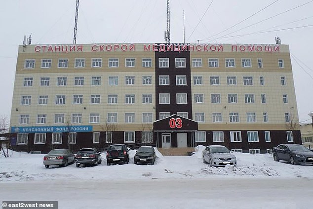 Lead doctor Andrey Karavaev, who performed the procedure at the clinic known only as Emergency Medicine Clinic Number Two, said the girl's gastrointestinal tract was in danger of being totally blocked. Previous cases have led to death