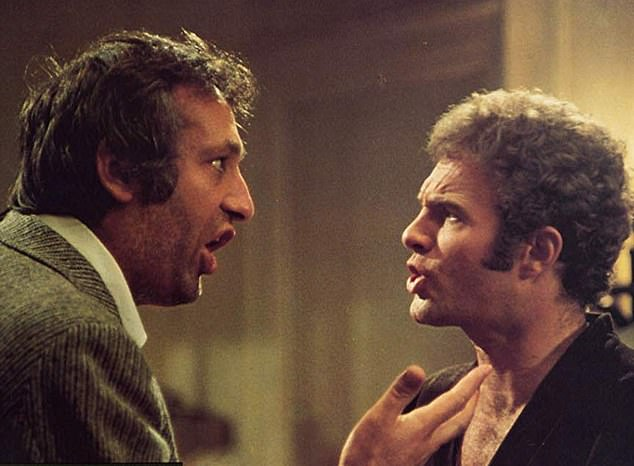 Sordid past: Caridi was the first person to be expelled by the Academy for pirating screeners in 2004 (The Gambler 1974)