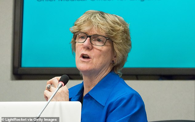 England's Chief Medical Officer, Dame Sally Davies, said reducing childhood obesity is a 'formidable challenge'. She is expected to publish her review by September
