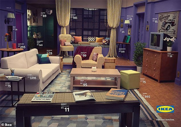Heres How To Recreate Tvs Most Iconic Living Rooms On A