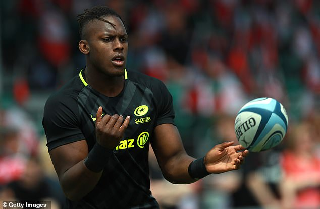 Itoje admits he still gets anxious but he is now able to control his emotions a lot better