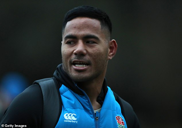 One player was quipped about Manu Tuilagi's cross-dressing brother in an interview