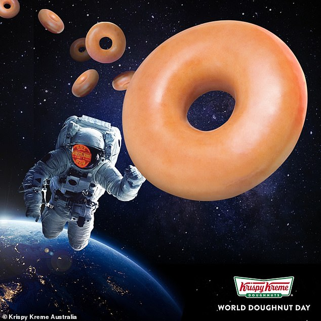 To celebrate World Doughnut Day on Friday, June 7, the chain has promised to give foodies its famous Original Glazed doughnuts for free