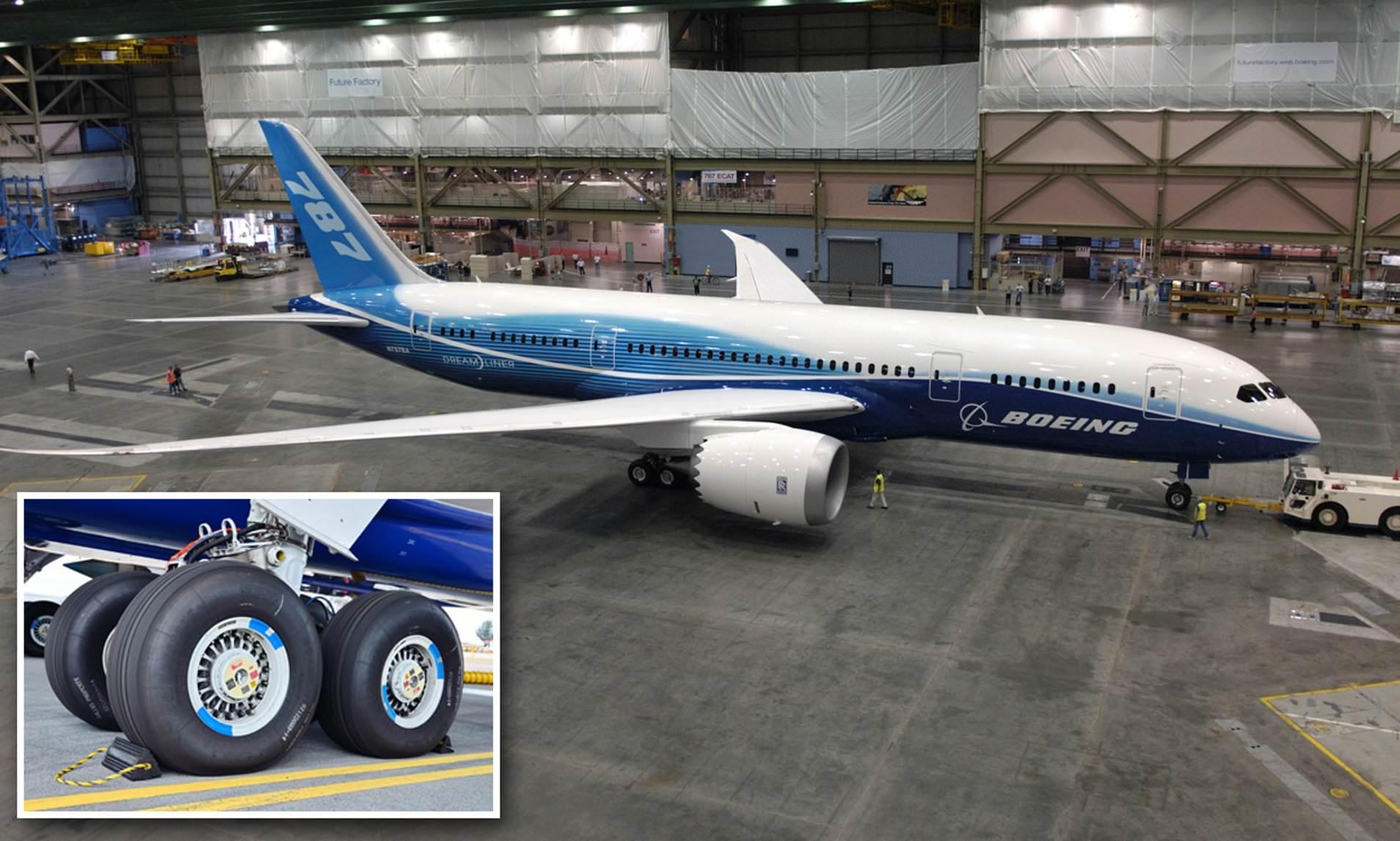 Boeing 787 Max Speed