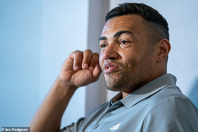 Burrell believes he could be the first of a series of rugby union stars to cross codes