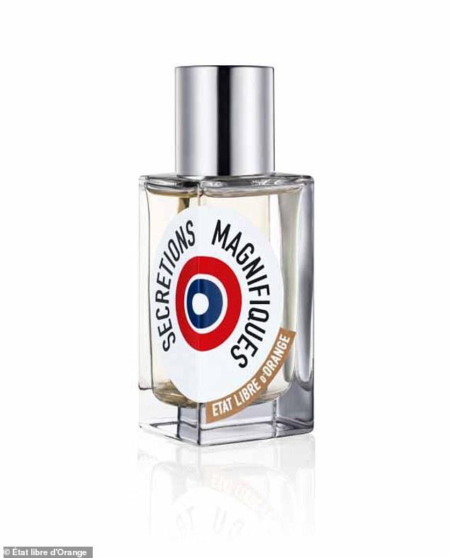 Secretions Magnifiques, a perfume that smells like semen, was inspired by the AIDS epidemic, the maker Etienne de Swardt has revealed
