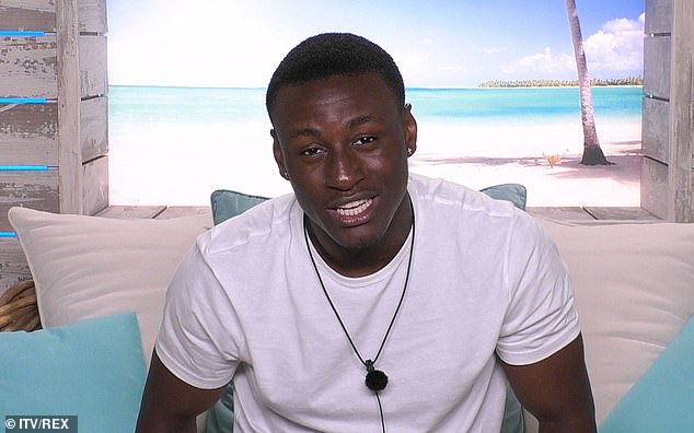 All over: Love Island's Sherif Lanre has been KICKED OUT of Love Island for breaking strict rules... just nine days after the show began