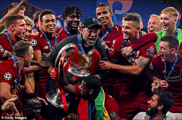 Liverpool must build on its success in the Champions League to get the championship title