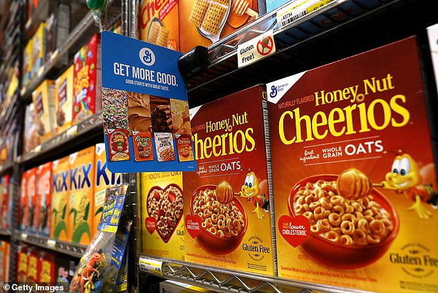 Popular Honey Nut Cheerios were among the 21 cereals found to contain the cancer-linked chemical glysophate, according to a new report