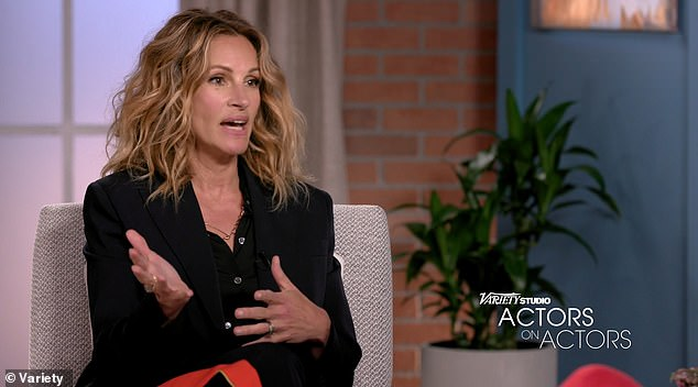 Julia Roberts has revealed the dark ending Pretty Woman was going to have if the script she originally auditioned for hadn't fallen through