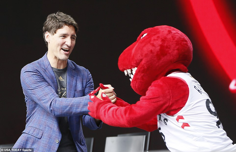 Even while Justin Trudeau celebrate the Raptors' NBA title on stage, thousands in Nathan Phillips Square still trying to figure out what had just occurred. Ultimately police announced that four people were shot, and two more were taken into custody