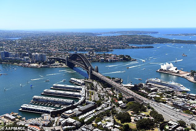 In Sydney, median house prices dropped by 10.3 per cent to $847,000, making it Australia's worst performing property market