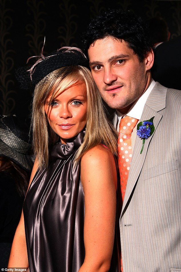 Issues:Last year, Brendan revealed how he was was pulled from the depths of depression as he battled a gambling addiction and alcohol abuse after a rocky split with his wife, Alex Fevola, 43. Pictured together in 2007