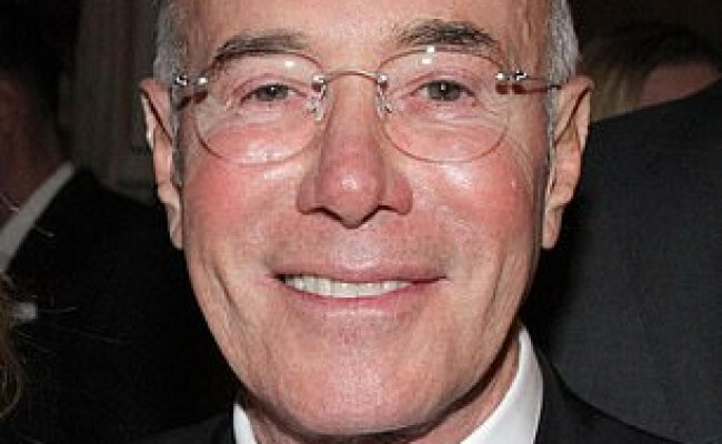 Music And Film Exec David Geffen Drops 30million On Empty