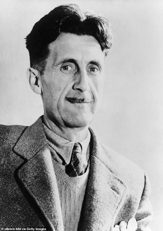 he Russian Union of Journalists argued in favour of the journalist, saying in a statement: 'Even someone without a literary education understands that this was only in reference to George Orwell's